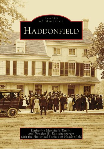 Haddonfield (NJ) (Images of America) (Images of America (Arcadia Publishing)