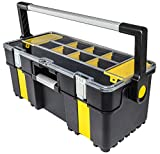 JEGS Performance Products 81404 2-in-1 Organizer Tool Box Tool Box: 24 L x 12.75