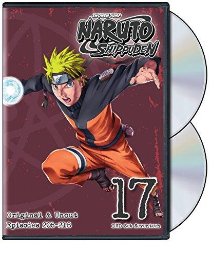 Naruto Shippuden Uncut Set 17 (Naruto Shippuden The Movie 2)
