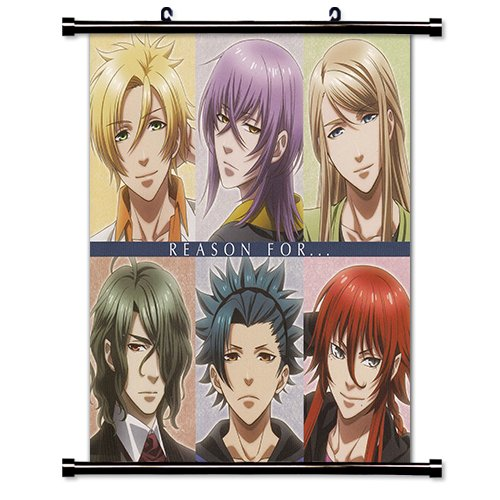 Kamigami no Asobi Anime Fabric Wall Scroll Poster Wp Kamigami no Asobi- 28