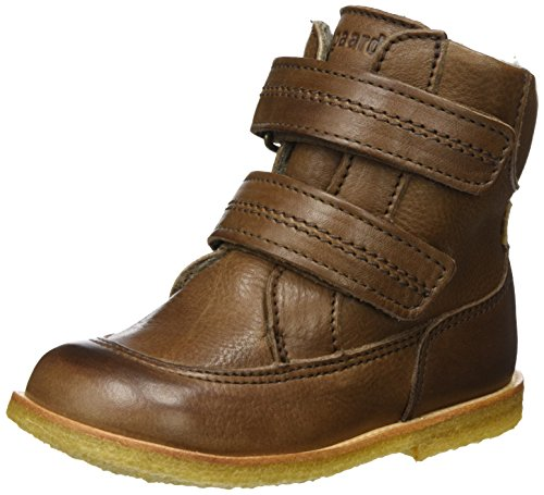 Bisgaard Unisex-Kinder Stiefel Schneestiefel Braun (309 Brown)