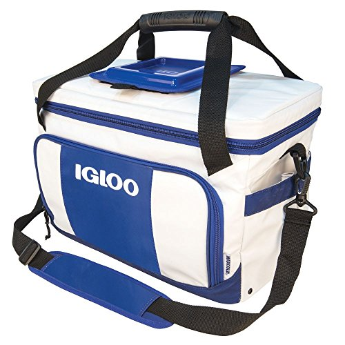 Igloo Coast Cooler Marine-White/Navy