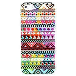 LIMME Image Stitching Pattern Hard Case Cover for iPhone 5/5S