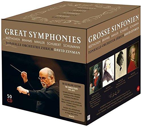 zinman symphonies - 1