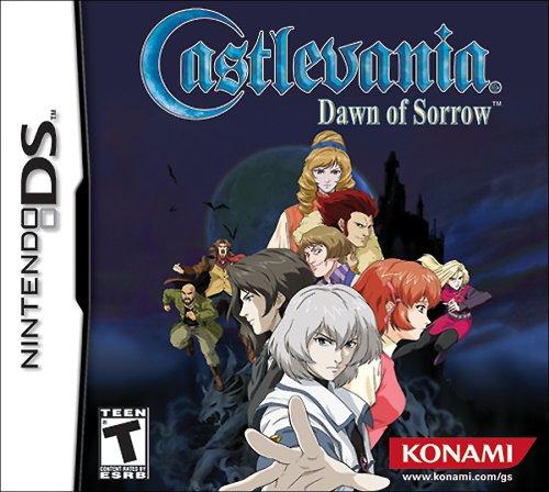 Castlevania: Dawn of Sorrow by Konami (Image #2)