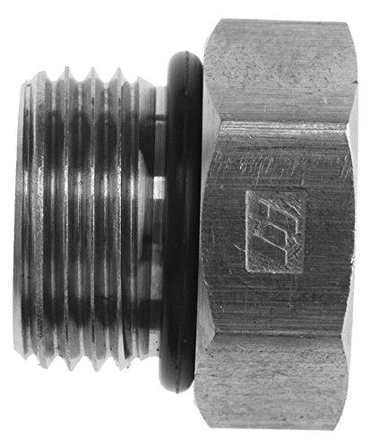 Brennan - Plug - 3/8 in Male O-Ring Boss, (SAE) 9/16-18 Thread, Steel (40 Units)