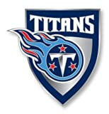 Tennessee Titans Crest Pin