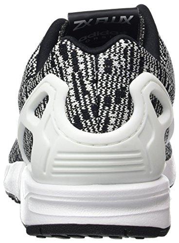 Negro Hombre Core para Footwear Zapatillas Flux ZX White Black Footwear White Adidas IFwHqXfxU