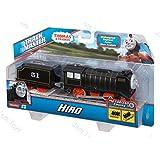 New Thomas and Friends Trackmaster Revolution Motorized Engine Trains Mattel (Trackmaster Hiro - BMK89)