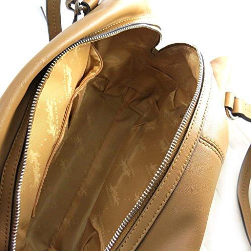 Francinel [L9461] - Sac créateur cuir 'Vendôme' camel