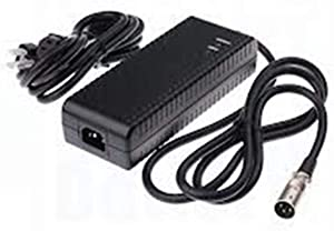 Universal Power Group 24V 3Amp Jazzy Select 6 Ultra Scooter Battery Charger