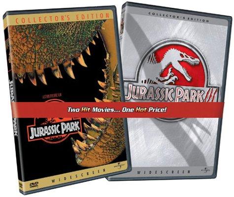 Jurassic Park/Jurassic Park 3 - Value Pack (Widescreen - Madison Macy's
