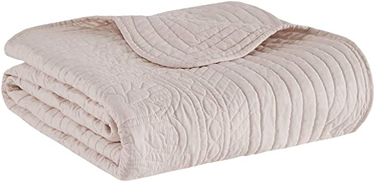 Madison Park Bayside Oversized Quilted Throw