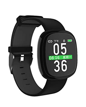 FANZIFAN Reloj Inteligente Smart Watch Women Podometer Heart ...