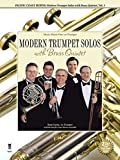 img - for Pacific Coast Horns - Modern Trumpet Solos with Brass Quintet, Vol. 3: Music Minus One 1st Trumpet Deluxe 2-CD Set book / textbook / text book