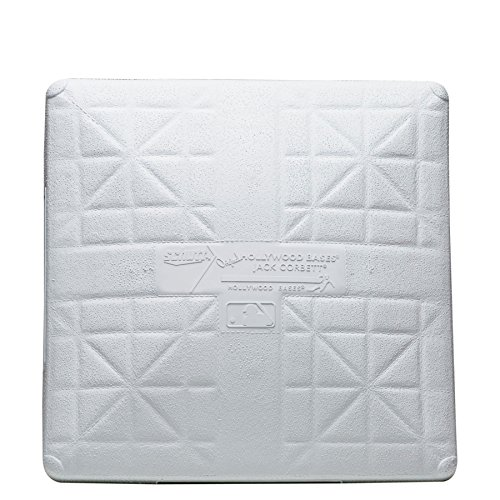 Schutt Sports Jack Corbett MLB Hollywood Base (Single Base) (Corbett Base Jack)