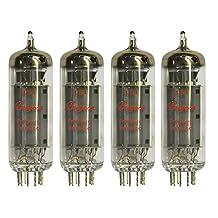 Bugera EL84-4 Pack Matched Power Amp Tubes
