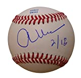 Los Angeles Angels of Anaheim Owner Arte Moreno Autographed Hand Signed Baseball with Proof Photo and COA