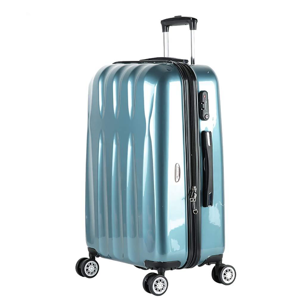 トロリーケース20/24インチユニバーサルホイールスーツケーススーツケースユニセックス (色 : A, サイズ さいず : 57センチメートル) 57センチメートル A B07HCXZ6S3