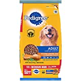 PEDIGREE Adult Roasted Chicken, Rice & Vegetable Flavor Dry Dog Food 55 Pounds Review
