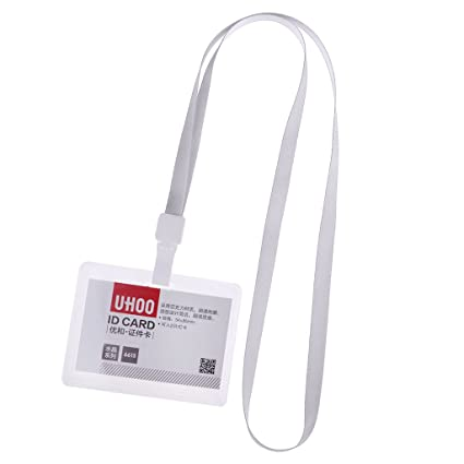 Homyl Lanyard Card Guard - Funda para tarjeta identificativa ...