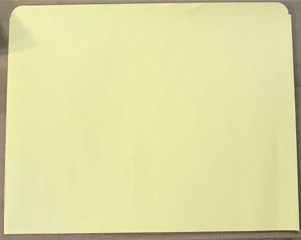 Plain Heavy Duty Deal Jacket Deal Envelopes (500/box) (P18) (Buff)