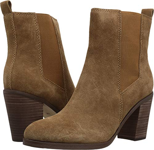 Splendid Women's Newbury Ankle Boot, Light Oak, 7.5 M US