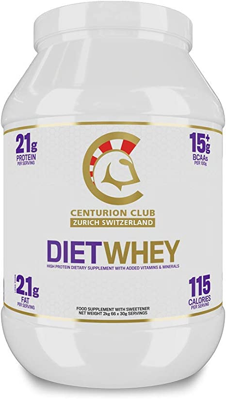 Centurion Club Nutrition ONE Suplemento Todo-en-Uno de Proteína Magra en Polvo y Ganador de Masa Muscular - 4kg (26 porciones), Chocolate