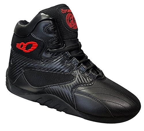 Otomix Carbonite Ultimate Trainer Herren Bodybuilding-Schuh Schwarz / Carbon