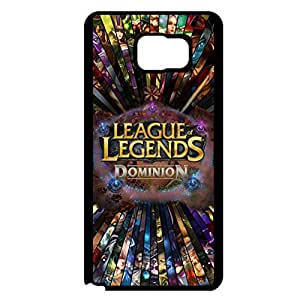 LOL League of Legends Logo Phone Case for Samsung Galaxy Note 5 Fashion Charming League of Legends Protective Case