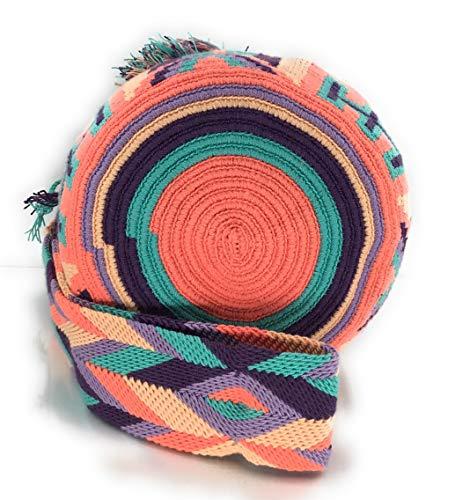 à tribaux Sac les femmes des la hommes sacs Wayuu avec à à STYLE COLOMBIAN motifs colombiens Shakira et dos main les pour fois w7fqq5