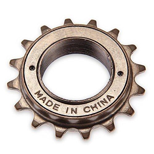 Joylive bmx bike bicycle 16t tooth singlespeed freewheel for Freewheel sprocket for electric motor
