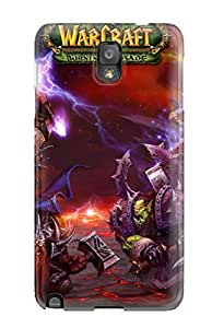 Excellent Design Warcraft Case Cover For Galaxy Note 3