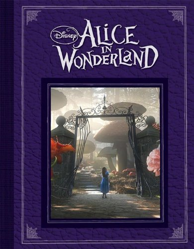 Alice in Wonderland (Based on the motion picture directed by Tim Burton (Reissue)) (Alice In Wonderland Shop)