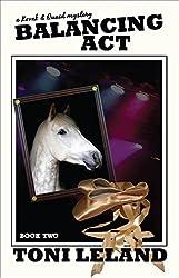 Balancing Act: Kovak & Quaid Horse Mystery Series - Book Two (Kovak & Quaid Horse Mysteries 2)