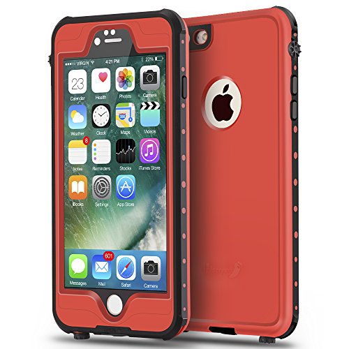 protective iphone 6 case red - 8