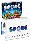 Spore Limited Edition Bundle, Prima Games Staff and Rusel DeMaria, 076155906X