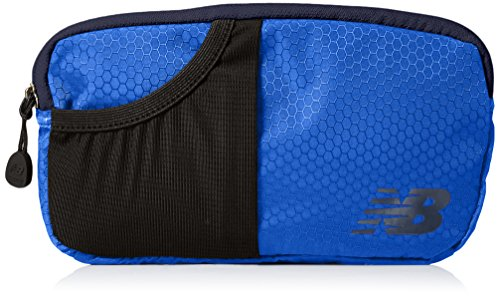 New Balance Performance Waist Pack, Pacific, One - Balance New Performance