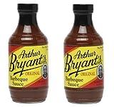 Arthur Bryants Original BBQ Sauce (18 Ounce) - 2 Pack
