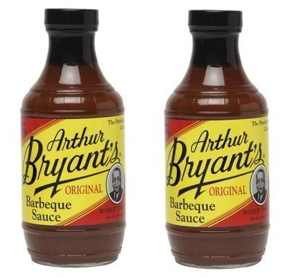 Arthur Bryants Original BBQ Sauce (18 Ounce) - 2 Pack