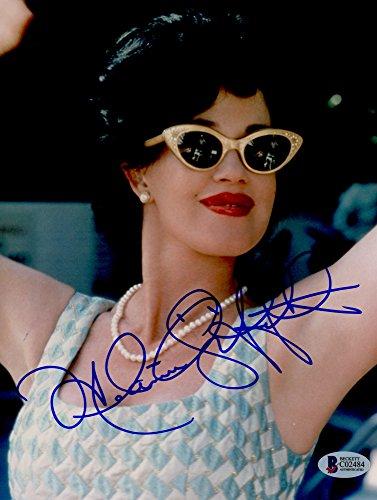 Melanie Griffith Autographed 8