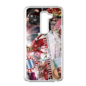 HUAH Futbol Bavariya Filipp Lam Phone Case for LG G2 by icecream design