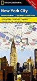 New York City (National Geographic Destination City Map)