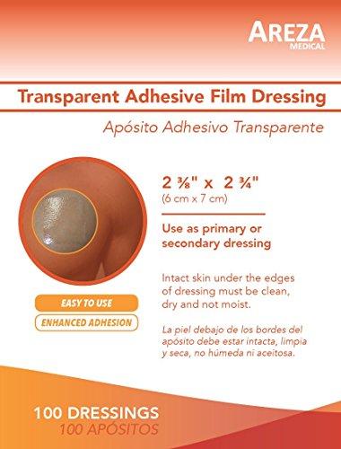 Transparent Adhesive Film Dressing Waterproof 2