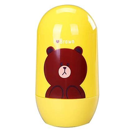 Set de manicura para bebé con funda para oso de bebé, cortaúñas ...