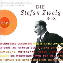 Die Stefan Zweig Box