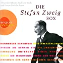 Die Stefan Zweig Box Audiobook by Stefan Zweig Narrated by Alexander Khuon, Wolfram Koch