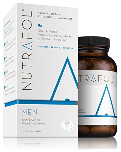 Nutrafol Advanced Thinning Hair Supplement