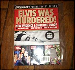 elvis from the national enquirers secret files 2013 special collectors edition