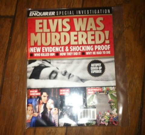 Elvis From the National Enquirer